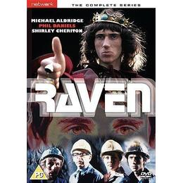 Raven - The Complete Series [DVD]